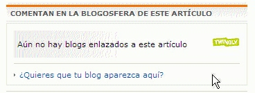 Blogosfera La Vanguardia