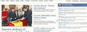 Twitter Giornalismo El Pais
