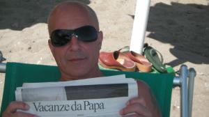 Vacanze da papa
