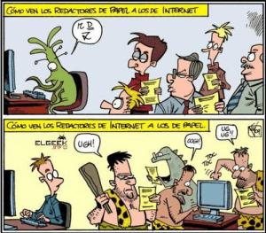 Giornalismo e Internet