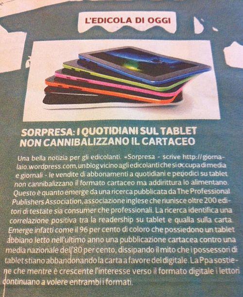 Giornalaio Pubblico 9 Dic 2012