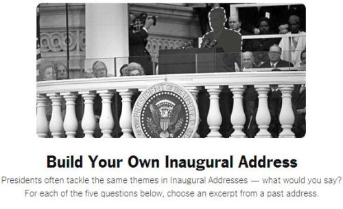 Discorso Inaugurale NYTimes Obama