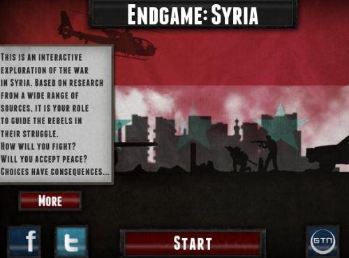 Endgame Syria