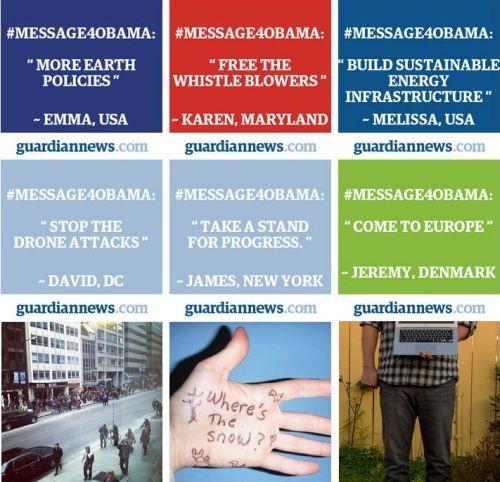 Message 4 Obama