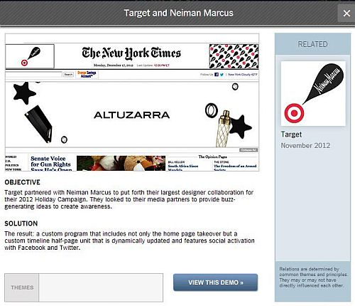 Target NYTimes