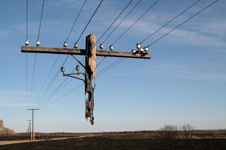 Crocefisso Elettrico