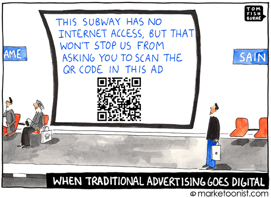 Traditional ADV Goes Digital