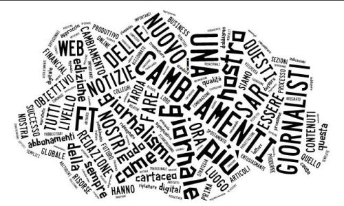 - Word Cloud Lionel Barber FT -