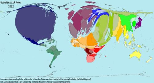 Il Mondo visto dal Guardian