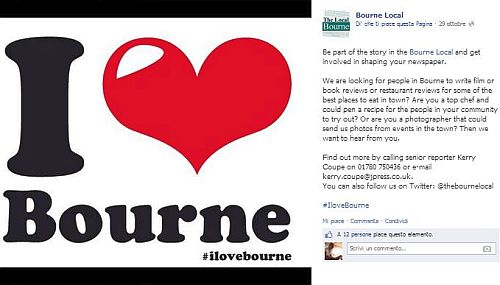 Love Bourne